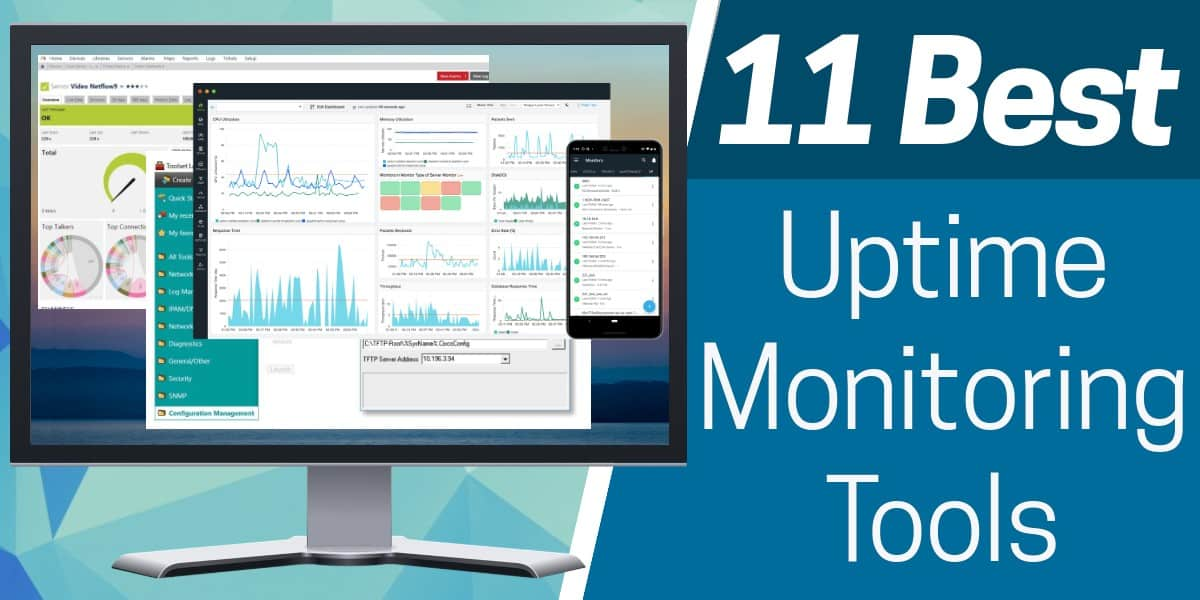 11 Beste Uptime Monitoring Tools & Software