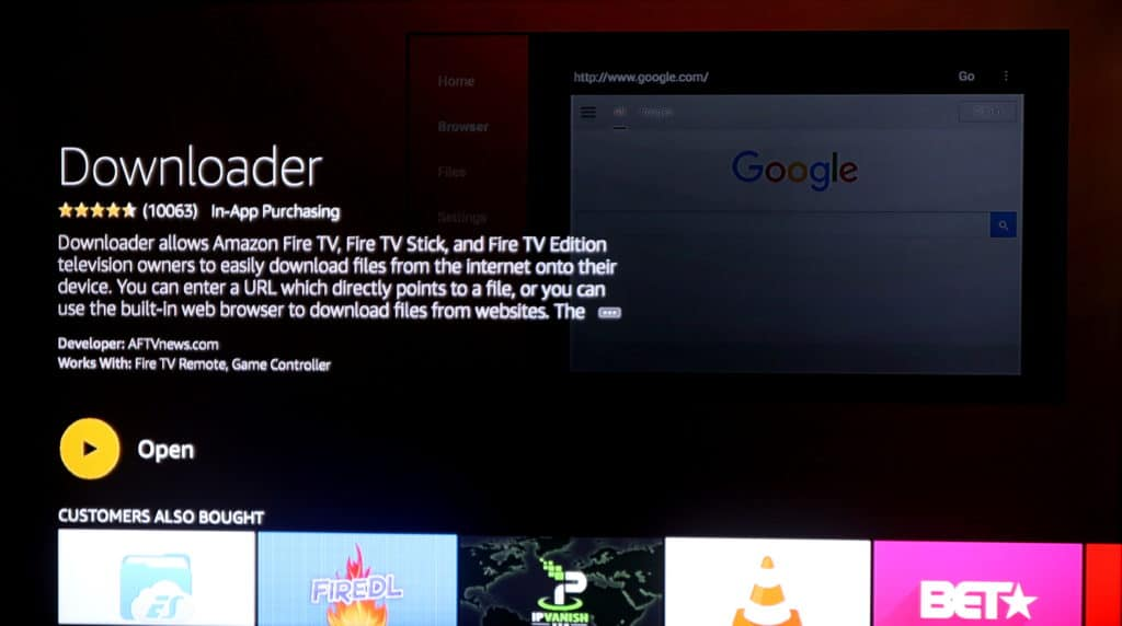 feuer tv downloader