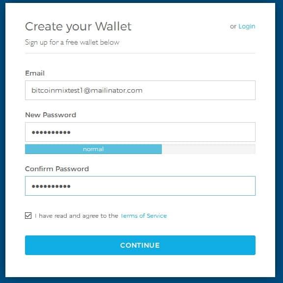 aprire conto bitcoin anonimo