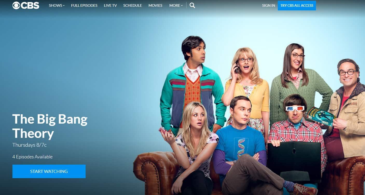 Cómo Ver The Big Bang Theory Temporada 12 En Línea