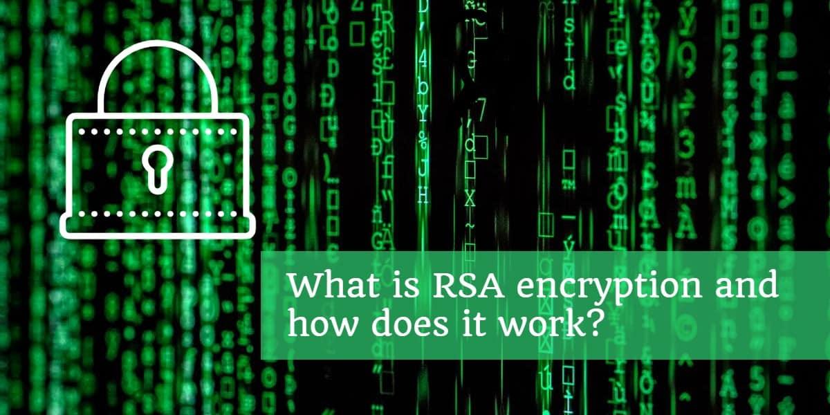 Warum wir den Crypto-Schlussel verwenden, der RSA generiert